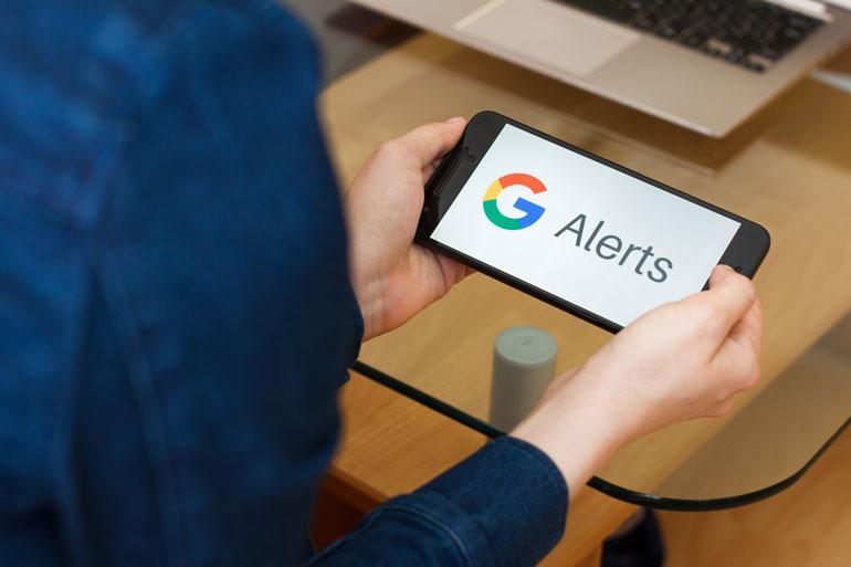 Meer marketinginzicht met Google Alerts